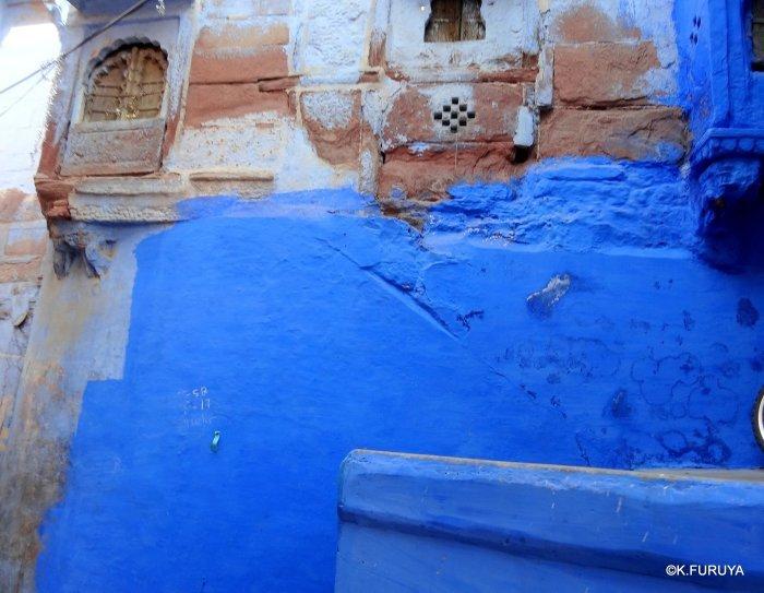 インド・ラジャスタンの旅 7 ブルーシティ_a0092659_18265532.jpg