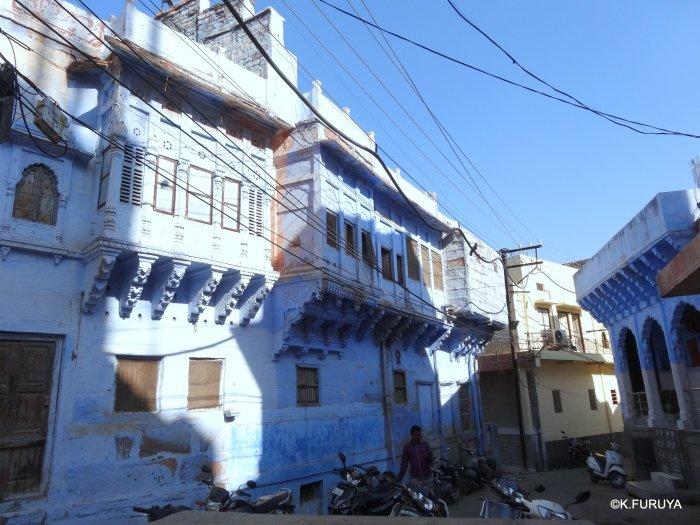 インド・ラジャスタンの旅 7 ブルーシティ_a0092659_18471477.jpg