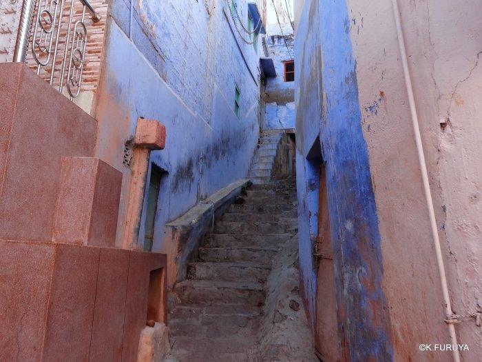 インド・ラジャスタンの旅 7 ブルーシティ_a0092659_18561877.jpg
