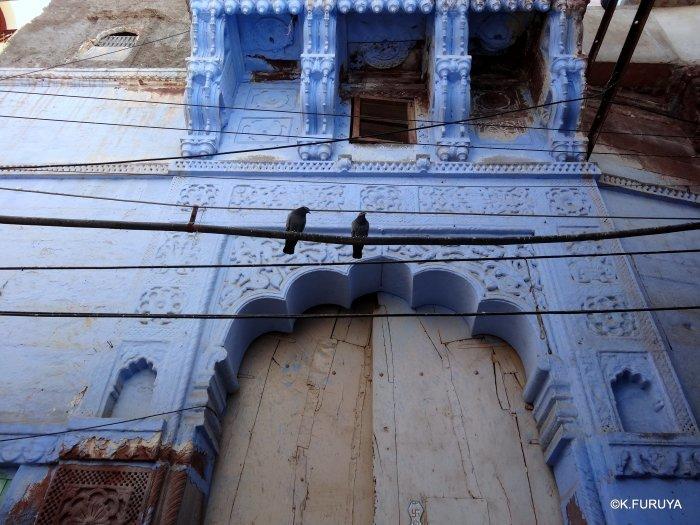インド・ラジャスタンの旅 7 ブルーシティ_a0092659_18565307.jpg