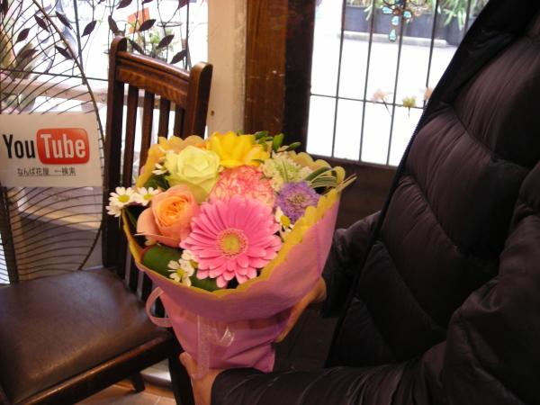 送別会と、花束と、その後の行方。。。。_b0344880_17341565.jpg