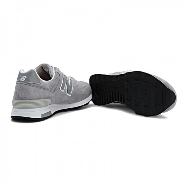 遂に入荷です(^^♪ newbalance ・・・ M 1400 (MADE IN USA) GRAY NUBAK LEATHER!★!_d0152280_20434110.jpg