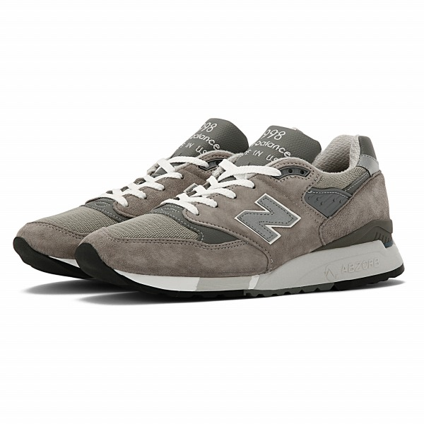 遂に入荷です(^^♪ newbalance ・・・ M 1400 (MADE IN USA) GRAY NUBAK LEATHER!★!_d0152280_20541182.jpg
