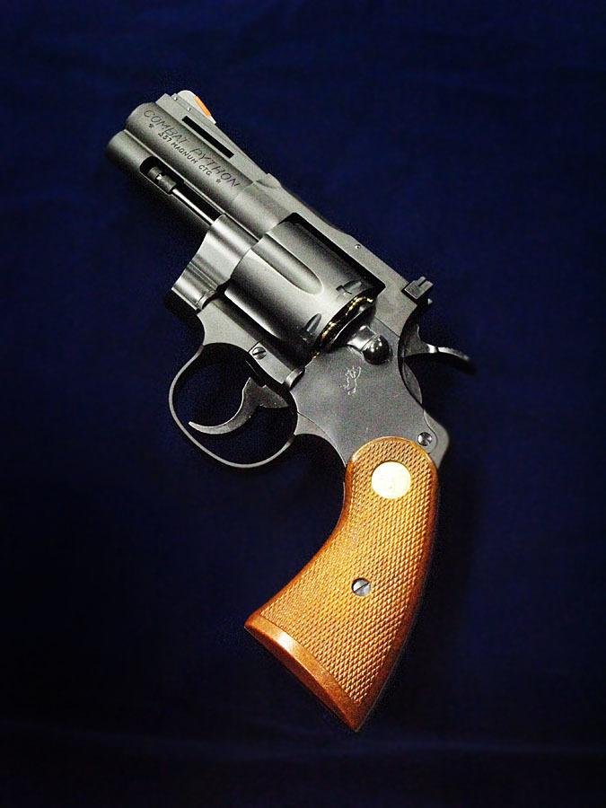 タナカ Coltパイソン3inch Rモデル_f0131995_13454508.jpg