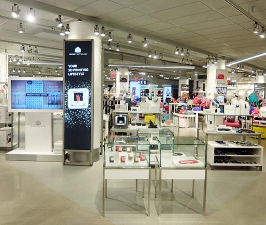 NYメイシーズ本店内にある3Dプリンター・メーカー「3Dシステムズ」(3D Systems)の直営店_b0007805_21433226.jpg
