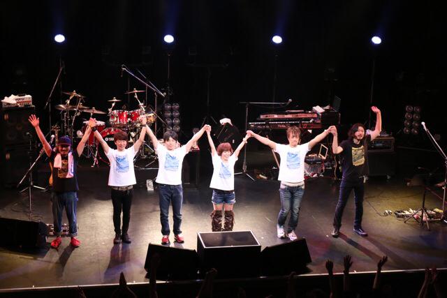 ありがとう!20周年記念LIVE その② 〜音楽FRIENDS〜_a0114206_20371551.jpg