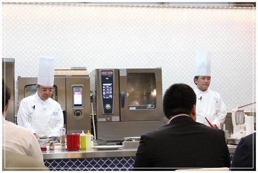 フランス料理講習会に参加しました。_c0141025_10490691.jpg