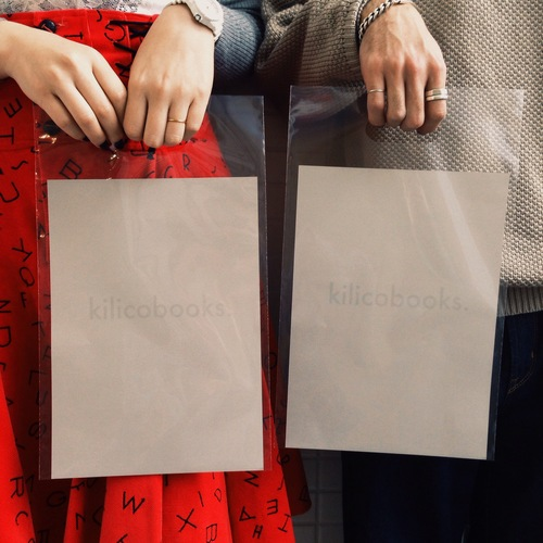 ▲kilicobooks. SHOPPING BAG▲_d0151827_11495064.jpg