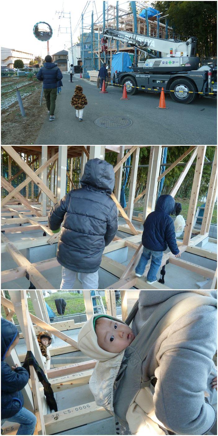 川崎市高津区の家☆無事上棟しました!_c0152341_165914.jpg