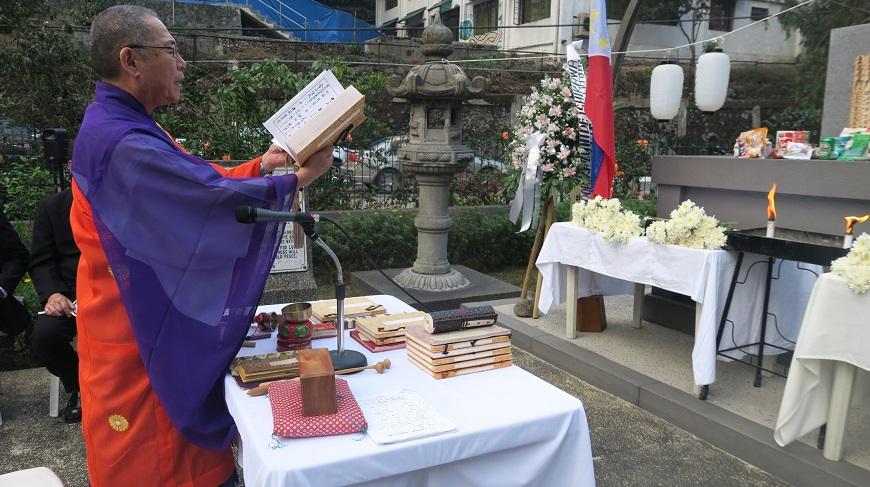 フィリピン・バギオ戦没者慰霊祭 : 毎年2月に開催されています_a0109542_23111567.jpg
