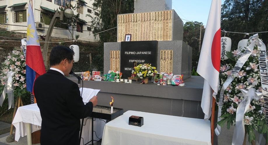フィリピン・バギオ戦没者慰霊祭 : 毎年2月に開催されています_a0109542_23133757.jpg