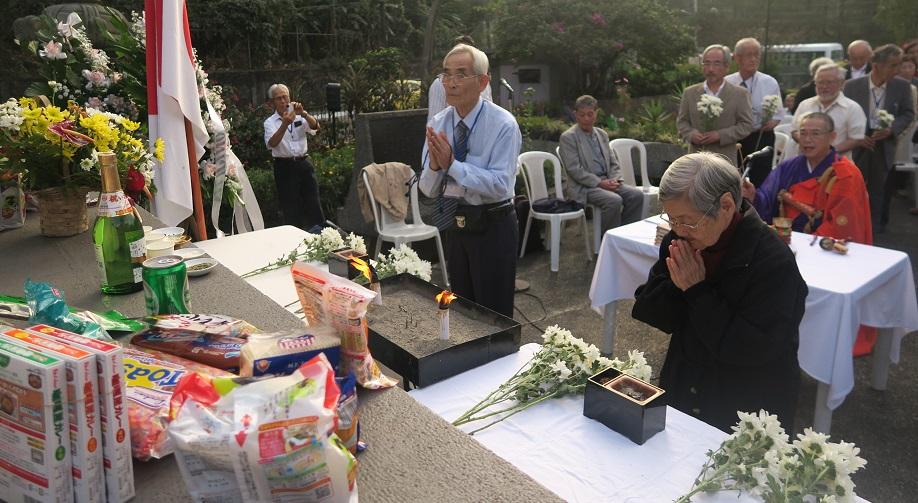 フィリピン・バギオ戦没者慰霊祭 : 毎年2月に開催されています_a0109542_23182949.jpg