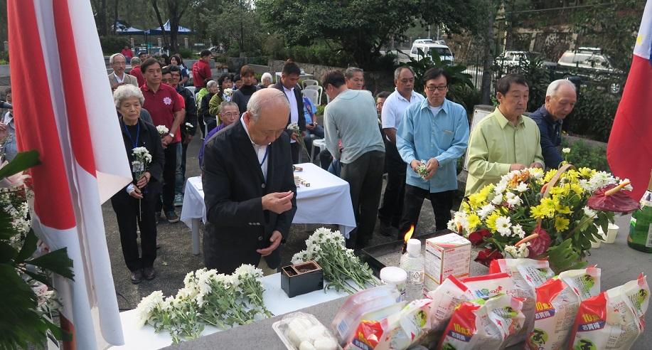 フィリピン・バギオ戦没者慰霊祭 : 毎年2月に開催されています_a0109542_23215845.jpg