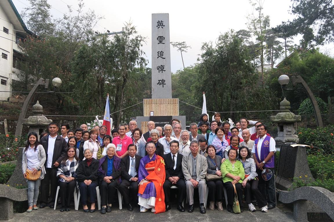 フィリピン・バギオ戦没者慰霊祭 : 毎年2月に開催されています_a0109542_23295865.jpg