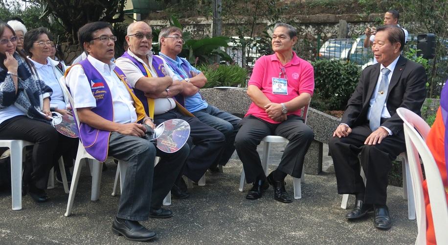 フィリピン・バギオ戦没者慰霊祭 : 毎年2月に開催されています_a0109542_239749.jpg