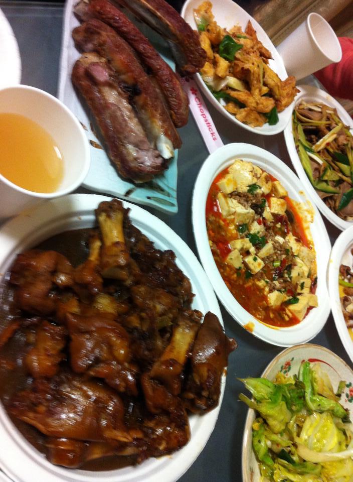 料理が得意な弟が作った旧正月料理♪_f0140145_8562735.jpg