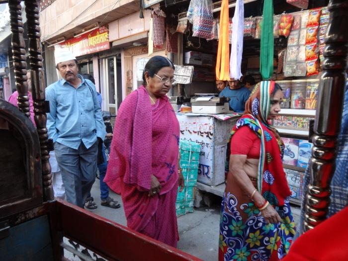インド・ラジャスタンの旅 7 ブルーシティ_a0092659_00573778.jpg