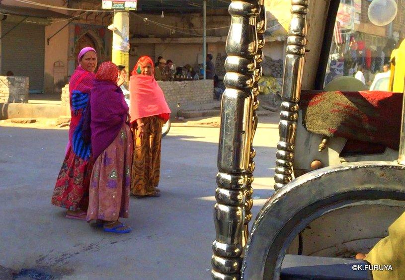 インド・ラジャスタンの旅 7 ブルーシティ_a0092659_0464250.jpg
