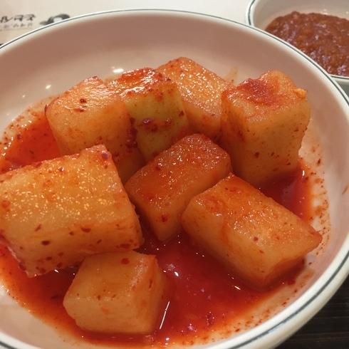 冬旅ソウル♪ その7 何度も食べたくなる美味しさ!「ノンヒョン・サムゲタン」_f0054260_1718998.jpg