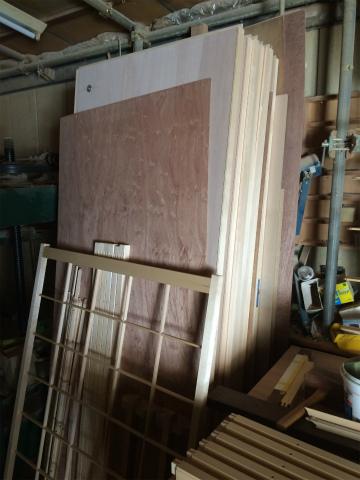 浜北於呂 Nさんの家-2 ★タイル工事、木製建具工事_d0205883_16343754.jpg