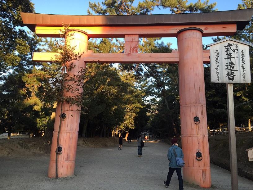 平成廿八年 二月十日 春日大社參拜 於奈良縣奈良市_a0165993_23163560.jpg
