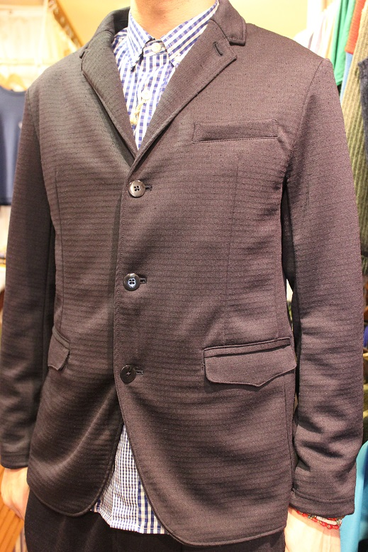 "Jackman ""NEP JERSEY JACKET & TROUSERS\"" SET-UP ご紹介_f0191324_0273137.jpg"