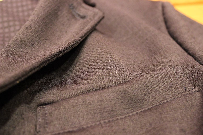 "Jackman ""NEP JERSEY JACKET & TROUSERS\"" SET-UP ご紹介_f0191324_02871.jpg"