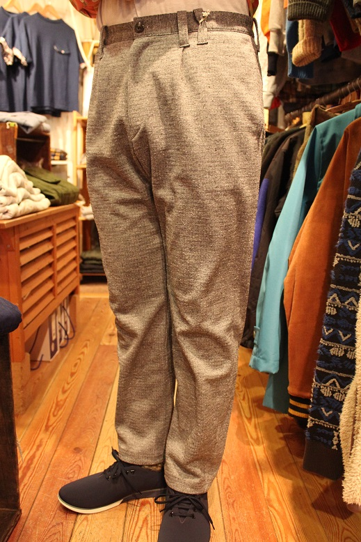 "Jackman ""NEP JERSEY JACKET & TROUSERS\"" SET-UP ご紹介_f0191324_0303050.jpg"