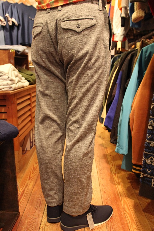 "Jackman ""NEP JERSEY JACKET & TROUSERS\"" SET-UP ご紹介_f0191324_0304046.jpg"