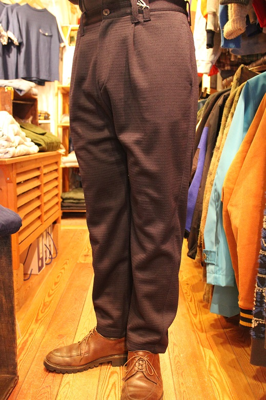 "Jackman ""NEP JERSEY JACKET & TROUSERS\"" SET-UP ご紹介_f0191324_0311515.jpg"