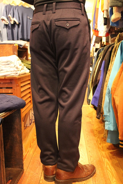 "Jackman ""NEP JERSEY JACKET & TROUSERS\"" SET-UP ご紹介_f0191324_0312211.jpg"