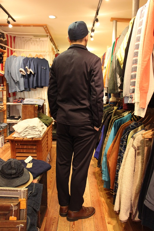 "Jackman ""NEP JERSEY JACKET & TROUSERS\"" SET-UP ご紹介_f0191324_034289.jpg"