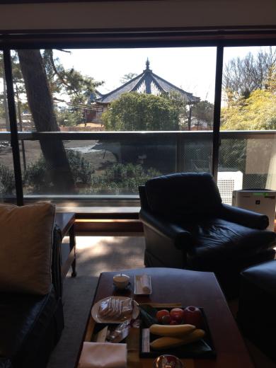 奈良の登大路ホテルに行ってきました!@お部屋編_f0215324_21004520.jpg
