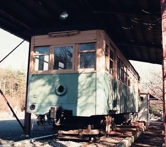 北恵那鉄道 デ2_e0030537_0385327.jpg