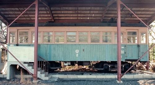 北恵那鉄道 デ2_e0030537_039228.jpg