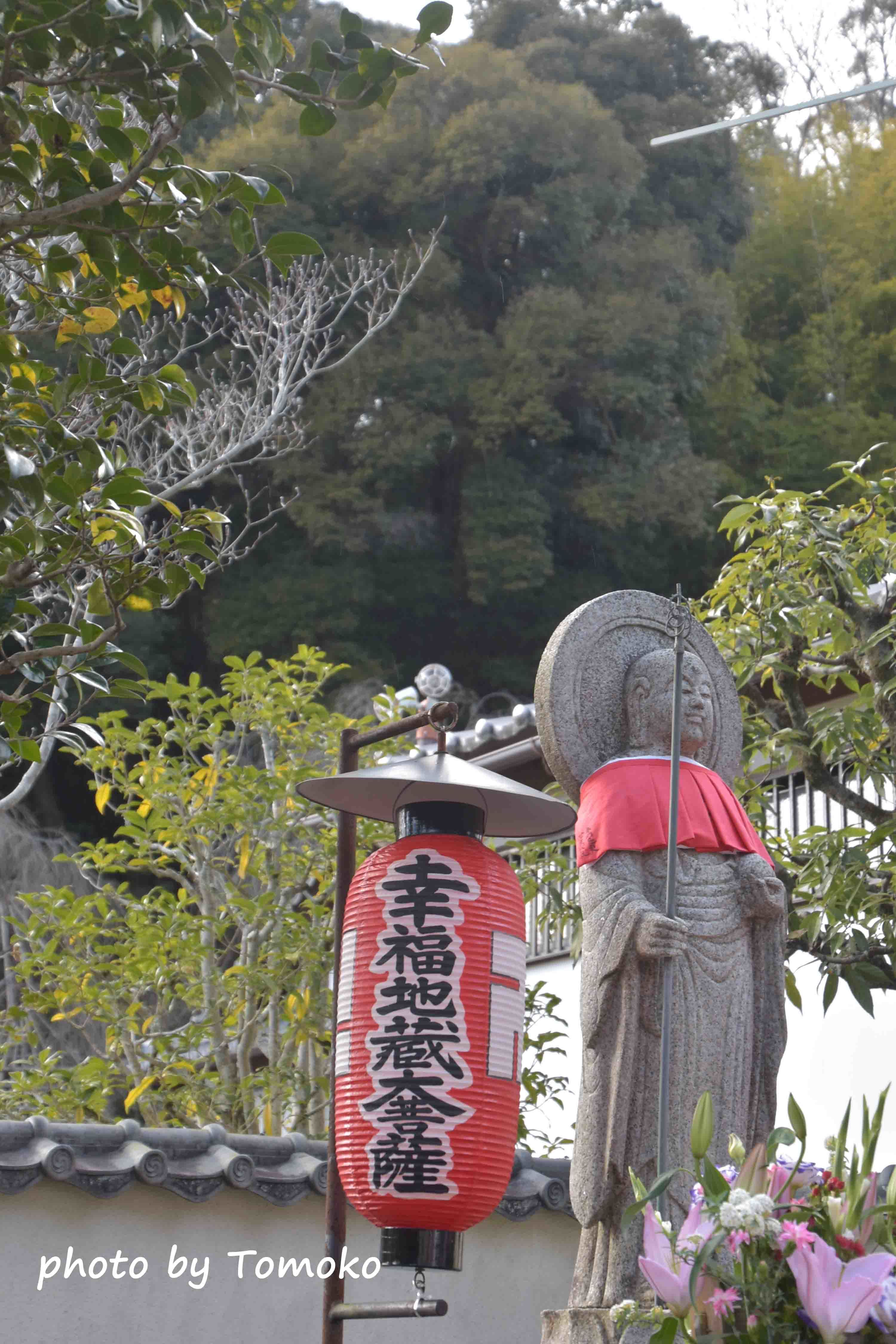 日帰り京都♪(鈴虫寺)_c0345348_21591107.jpg