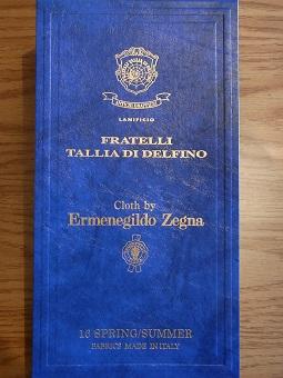 春の新着! ~「DARROW DALE」~「TALLIA DI DELFINO」~「Ermenegildo Zegna」~ 編_c0177259_21302712.jpg