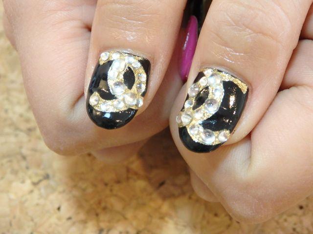 Chanel Nail_a0239065_14244379.jpg