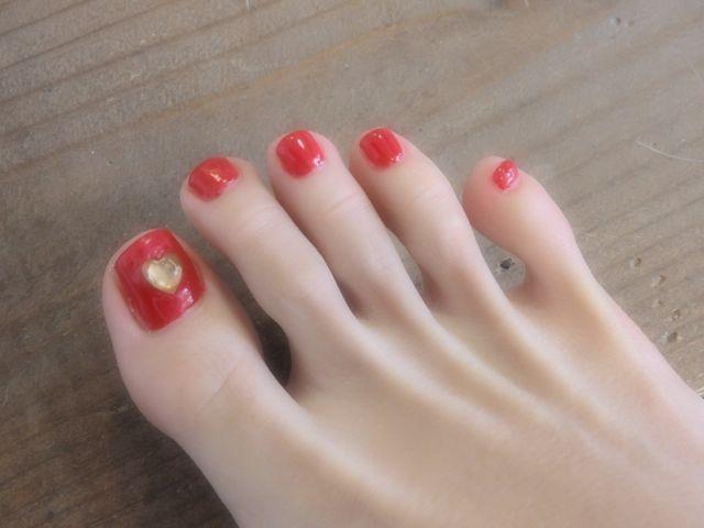 My Foot Nail_a0239065_1439974.jpg