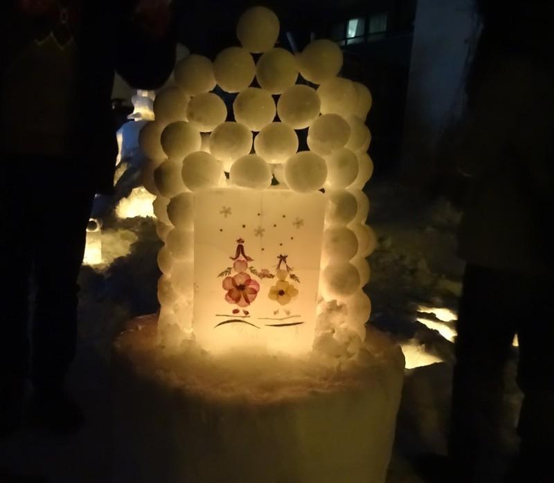 雪あかりの路・手宮線会場_b0236665_19451931.jpg