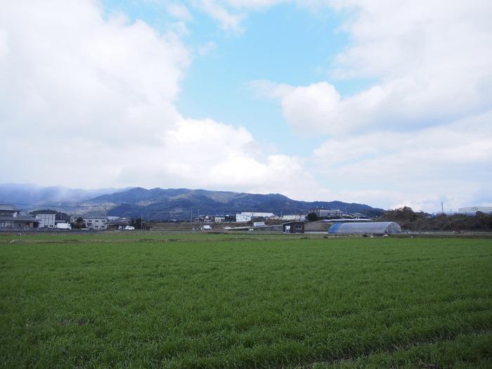 吉野ヶ里の田園_a0149488_18401324.jpg
