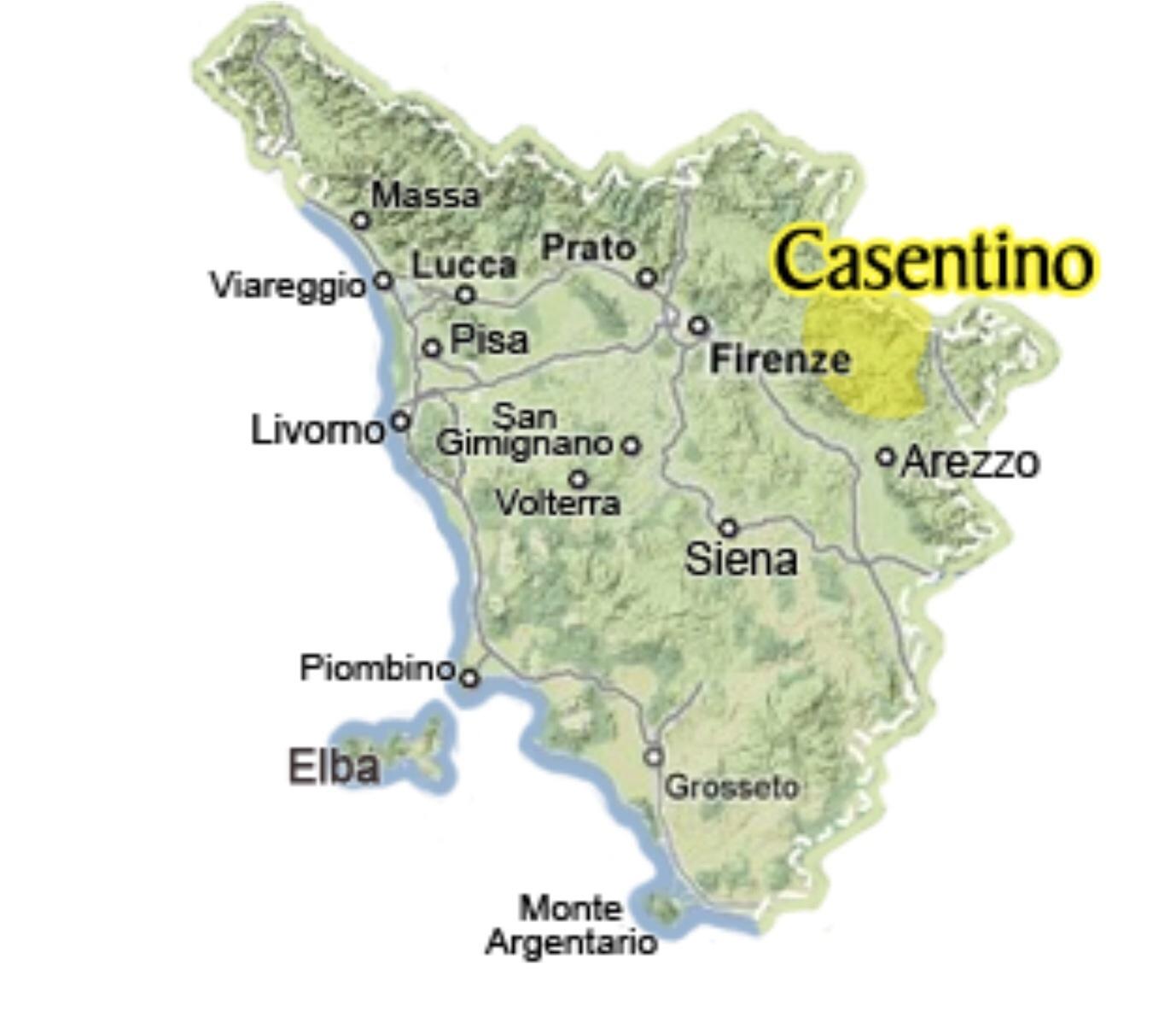 イタリア土産…トスカーナcasentinoのジャケット_b0210699_23030636.jpg