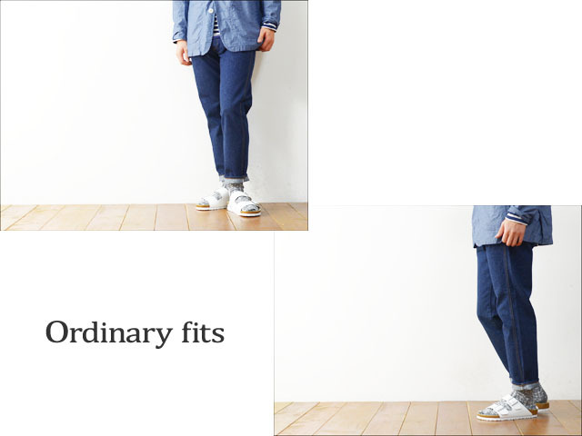ordinary fits [オーディナリー フィッツ] 5POCKET ANKLE EARLY ONE WASH [OM-P079OW] MEN\'S_f0051306_20533600.jpg