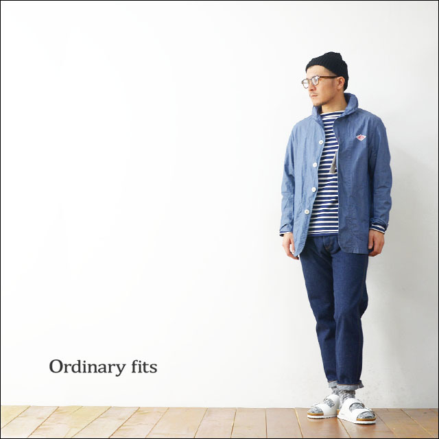 ordinary fits [オーディナリー フィッツ] 5POCKET ANKLE EARLY ONE WASH [OM-P079OW] MEN\'S_f0051306_20533693.jpg