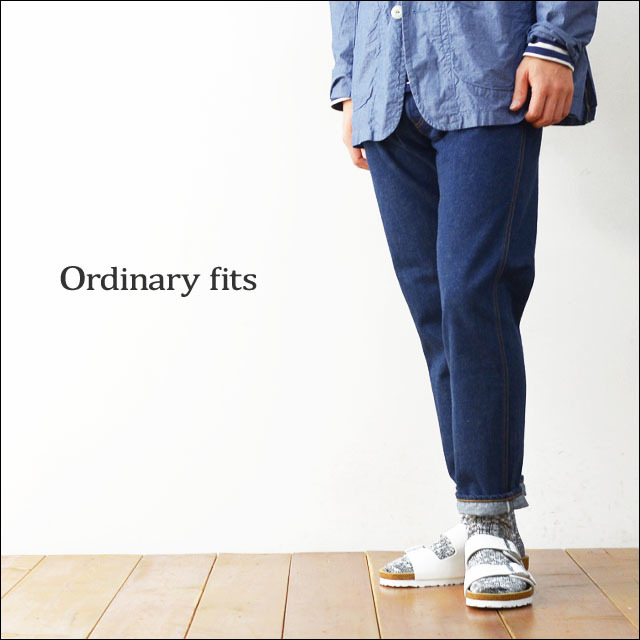 ordinary fits [オーディナリー フィッツ] 5POCKET ANKLE EARLY ONE WASH [OM-P079OW] MEN\'S_f0051306_20533698.jpg