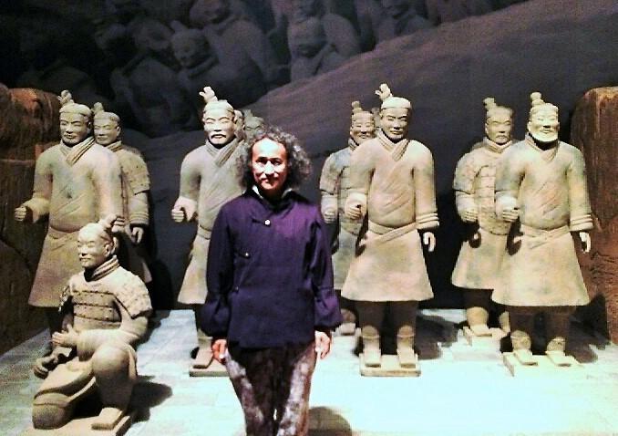 特別展「始皇帝と大兵馬俑」@東京国立博物館平成館_f0006713_22084871.jpg