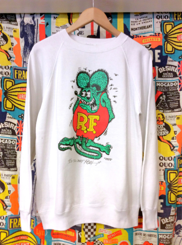 「 LONDON FOG & RAT FINK 」_c0078333_12313539.jpg