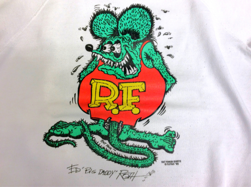 「 LONDON FOG & RAT FINK 」_c0078333_12313575.jpg