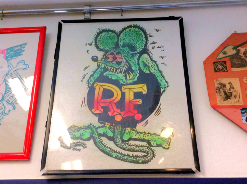 「 LONDON FOG & RAT FINK 」_c0078333_12475279.jpg