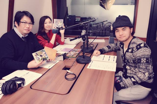 TOKYO FM「日曜アートサロン和錆」出演!_f0142044_15475099.jpg